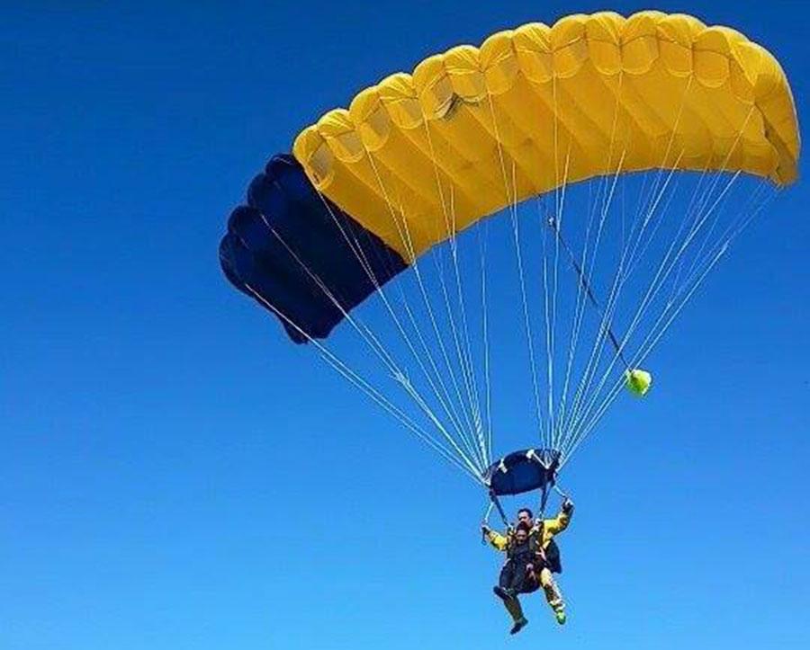 Skydive Cordoba Dropzone Image