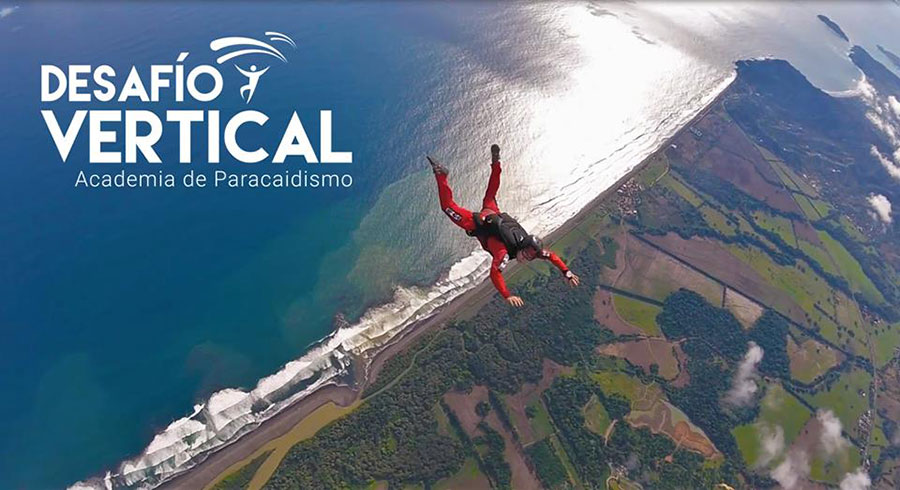 Desafio Vertical Skydiving Dropzone Image