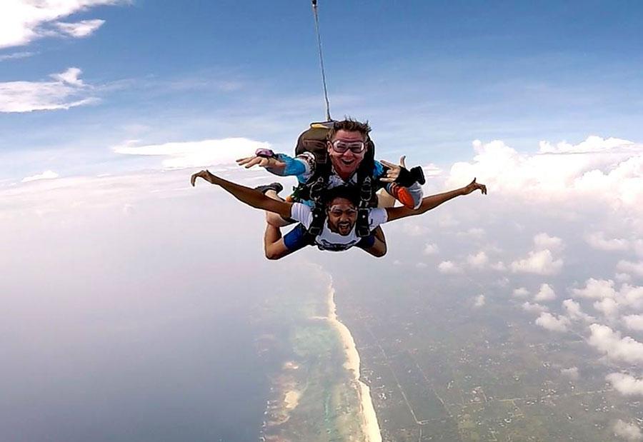 Skydive Diani Dropzone Image