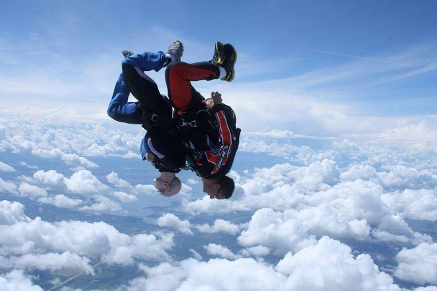 Skydive Eden North Dropzone Image