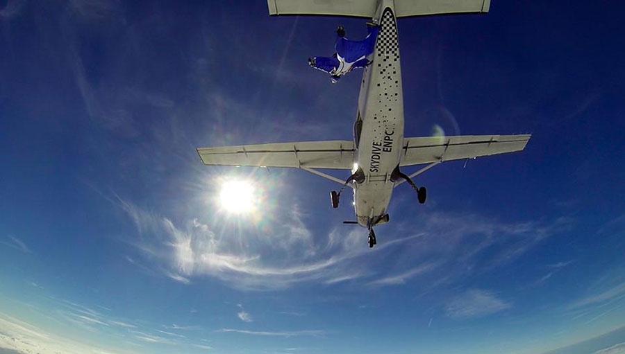 Skydive ENPC Dropzone Image