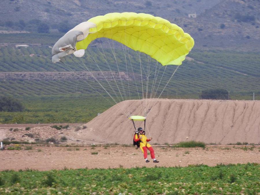 Skydive Espana Dropzone Image