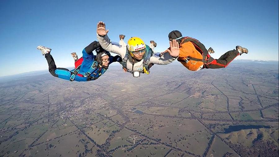 Skydive Euroa Dropzone Image