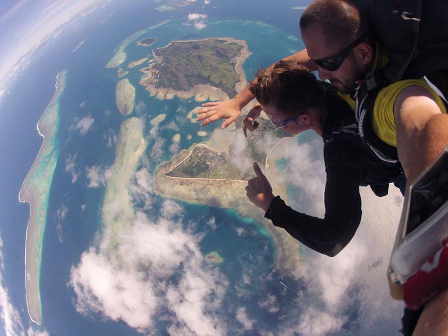 Skydive Fiji Dropzone Image
