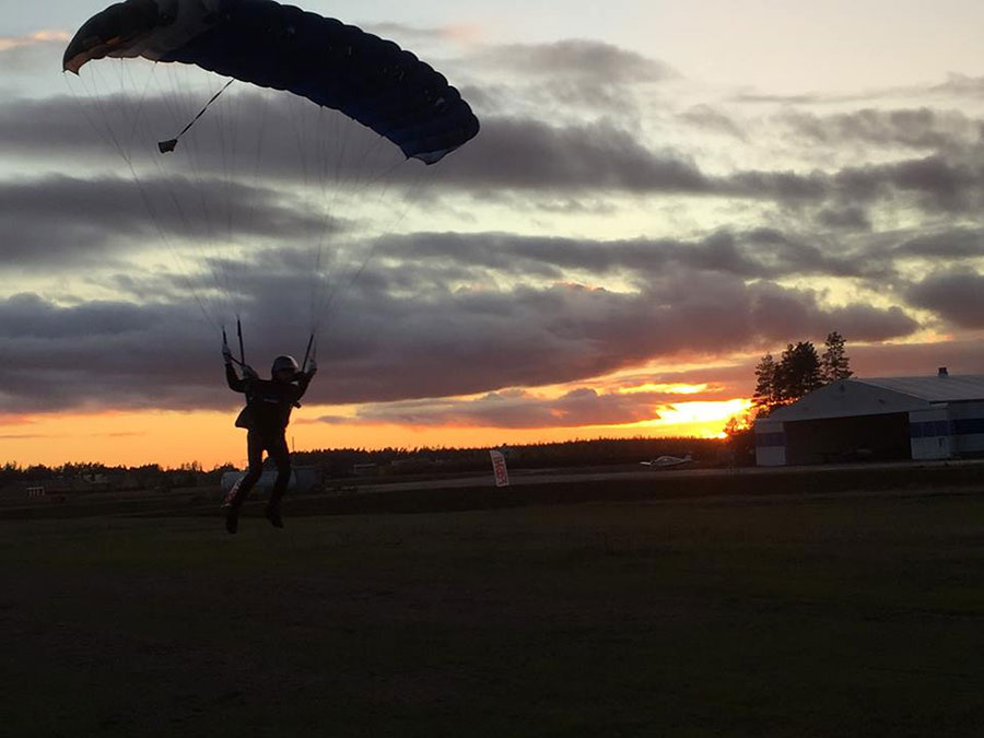Skydive Finland Dropzone Image