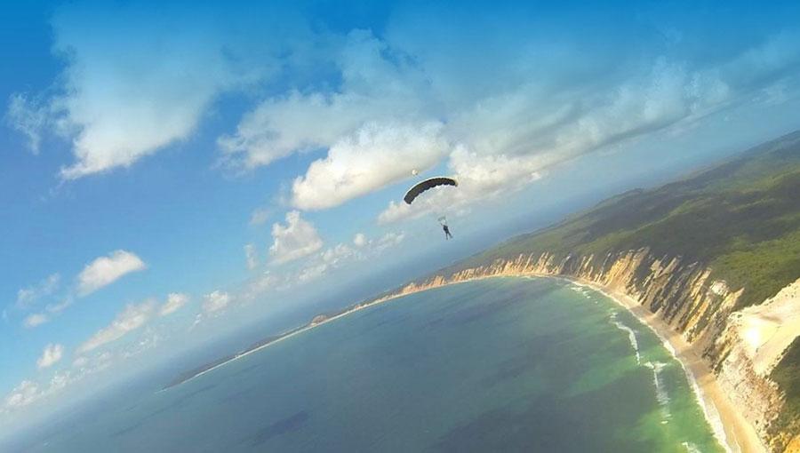 Skydive Australia - Fraser Island Dropzone Image