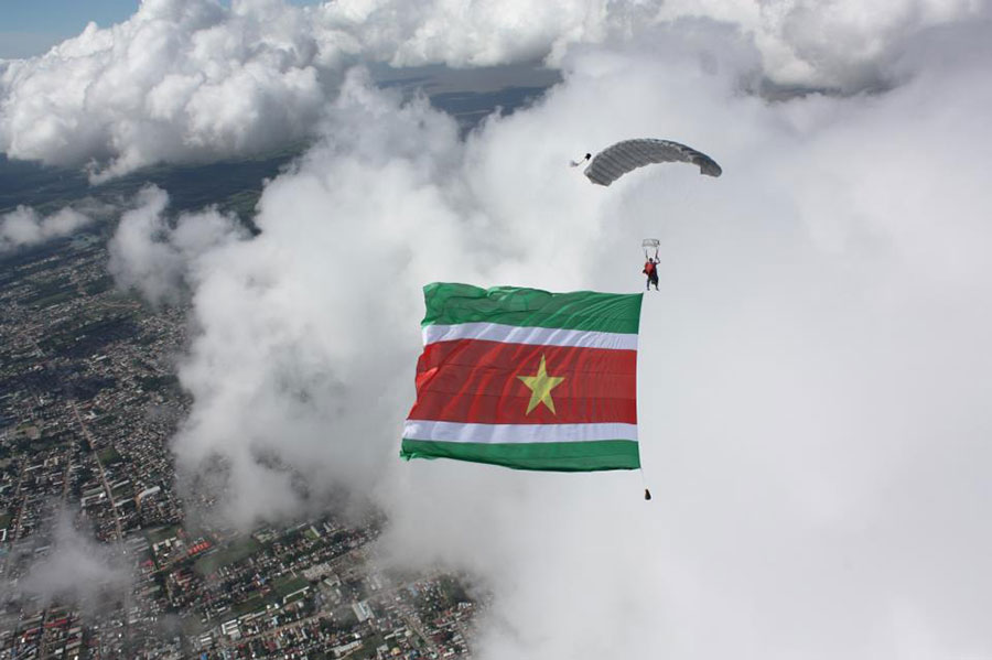 Skydive Free 2 Fly Suriname Dropzone Image