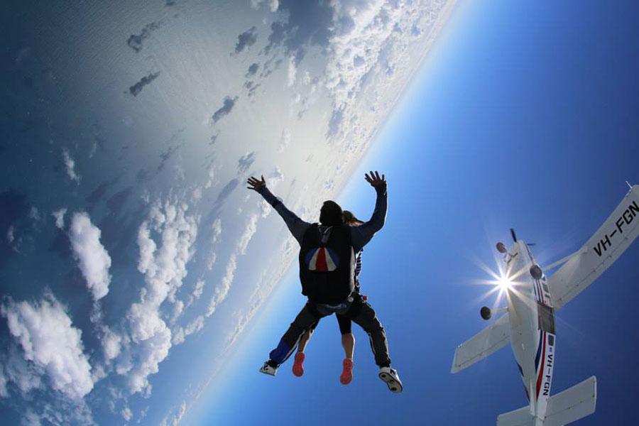 Skydive Geronimo Busselton Dropzone Image
