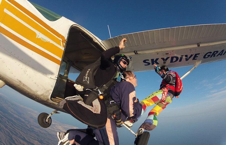 Skydive Gran Canaria Dropzone Image