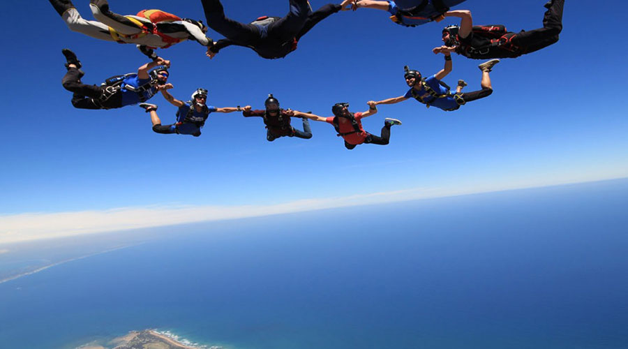 Skydive Australia - Great Ocean Road Dropzone Image