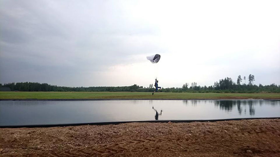Skydive Hame Dropzone Image