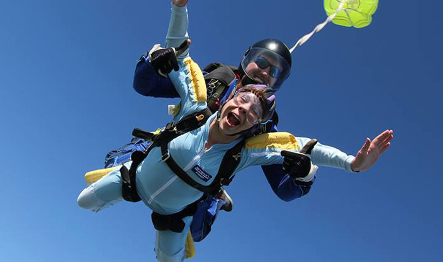 Skydive Headcorn Dropzone Image