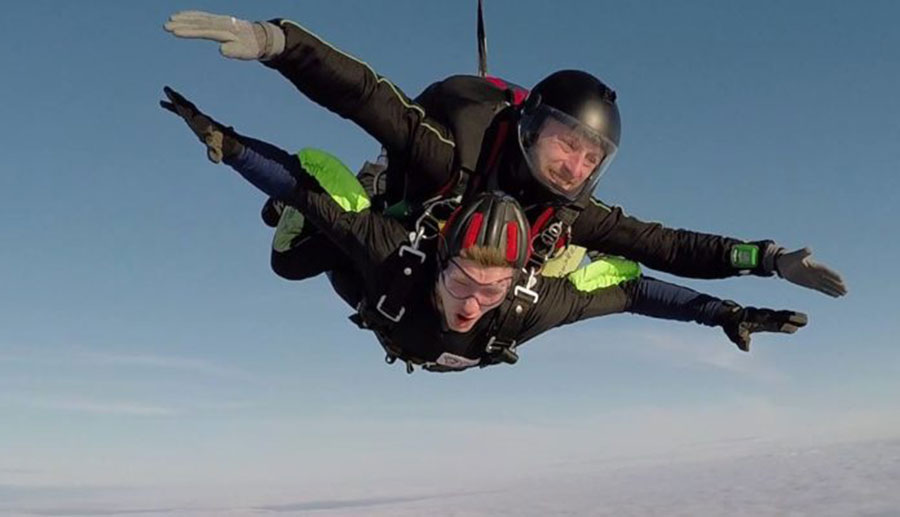 Skydive Iceland Dropzone Image
