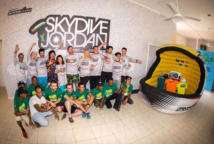 Skydive Jordan Dropzone Image