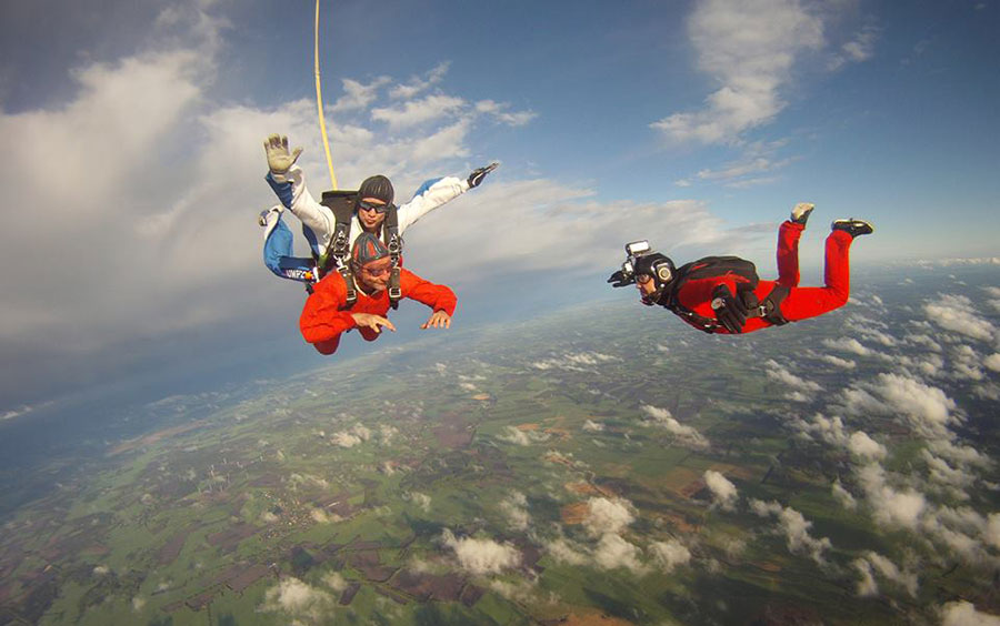 Skydive Jumpzone Dropzone Image