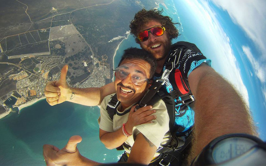 Skydive Jurien Bay Dropzone Image