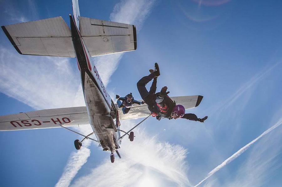 Skydive Karjala Dropzone Image