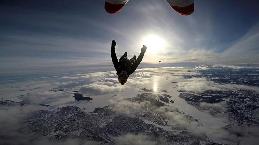 Skydive Kemi Dropzone Image