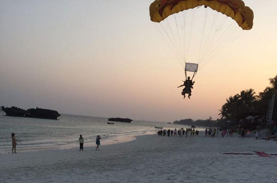 Skydive Kenya Dropzone Image