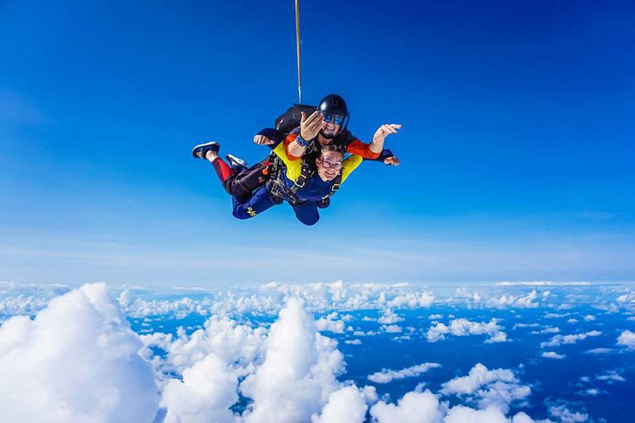 Skydive Klaipeda Dropzone Image