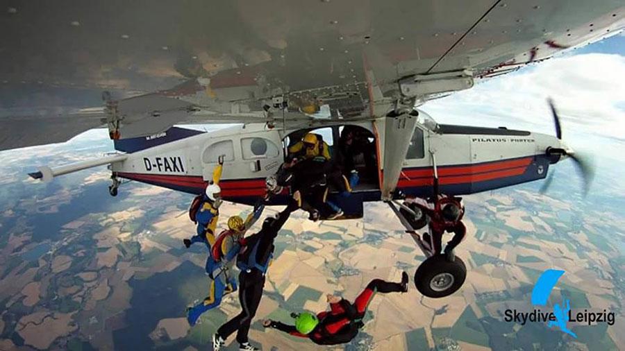 Skydive Leipzig Dropzone Image