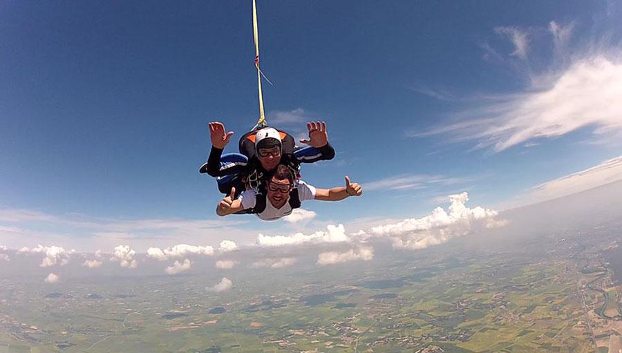 Skydive León Dropzone Image