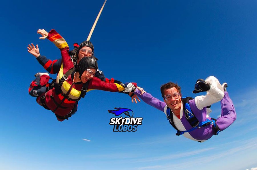 Skydive Lobos Dropzone Image
