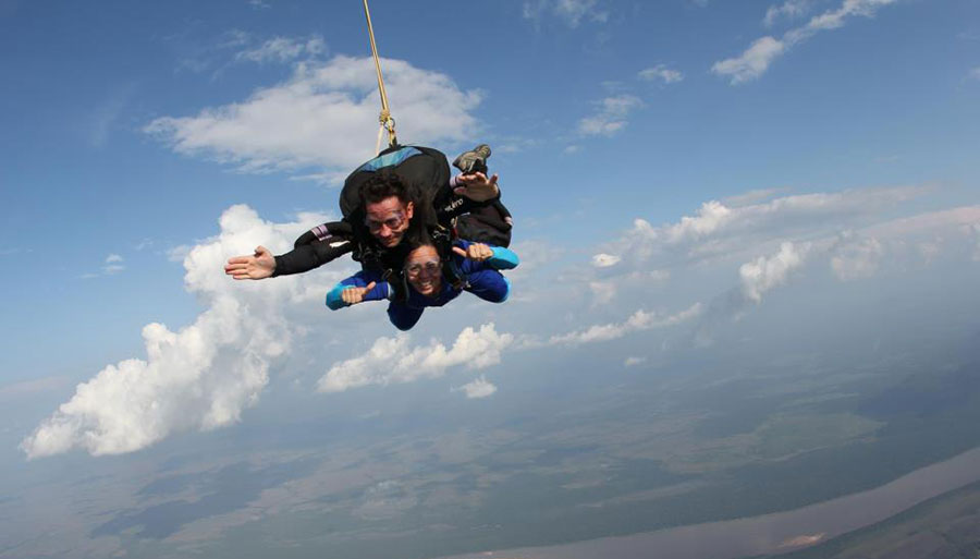 Skydive Manaus Dropzone Image