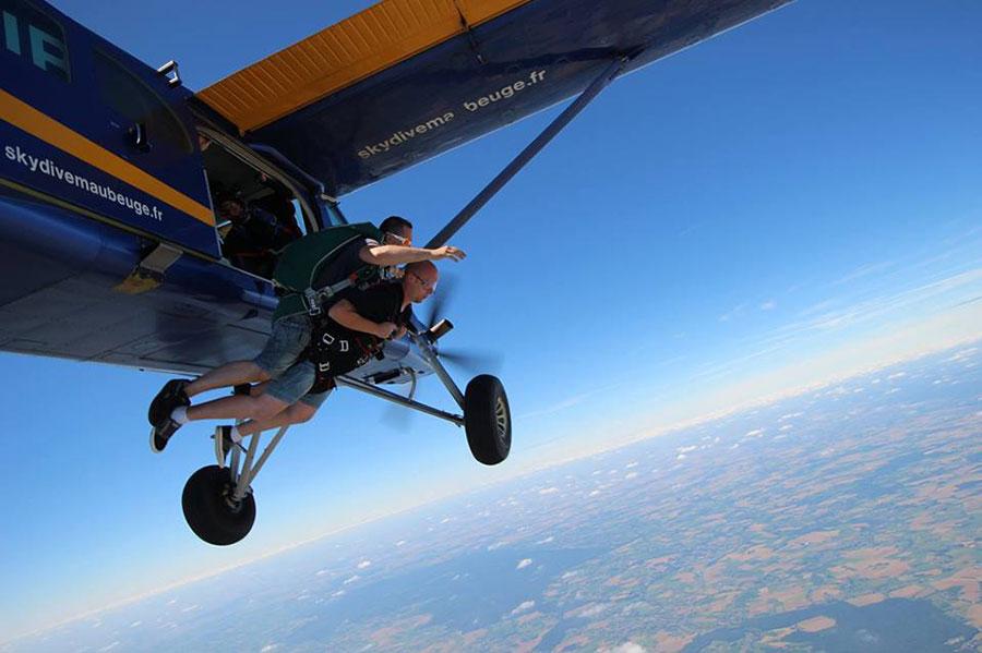 Skydive Maubeuge Dropzone Image