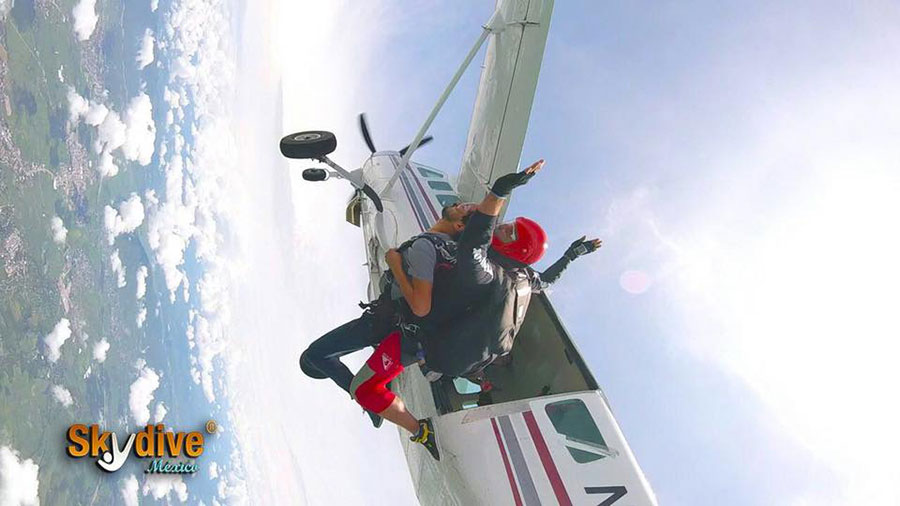 Skydive Mexico Dropzone Image