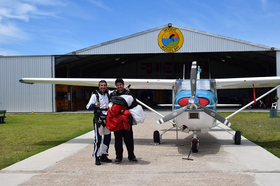 Skydive Mossel Bay Dropzone Image