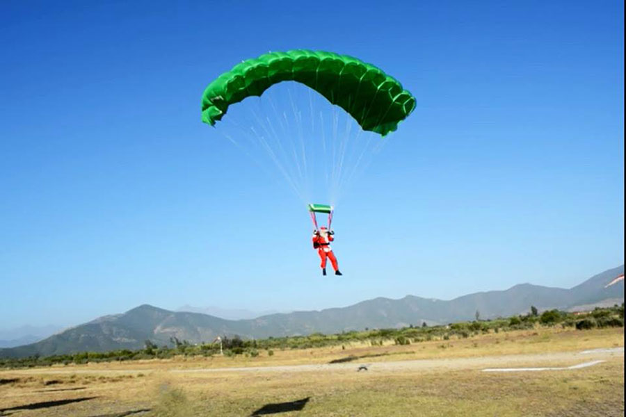 Skydive Nimbus Dropzone Image
