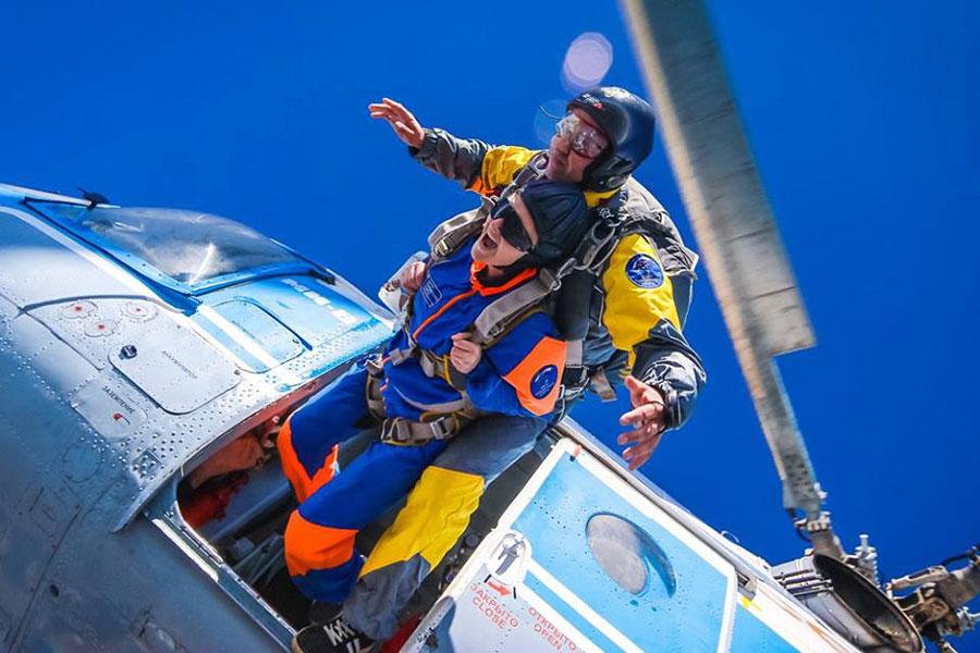 Skydivenn Dropzone Image