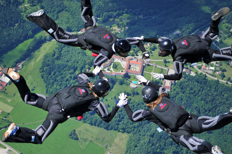 Skydive Nuggets Dropzone Image