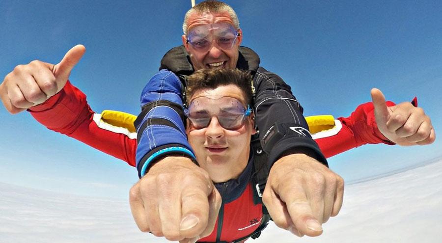 Skydive Olsztyn Dropzone Image