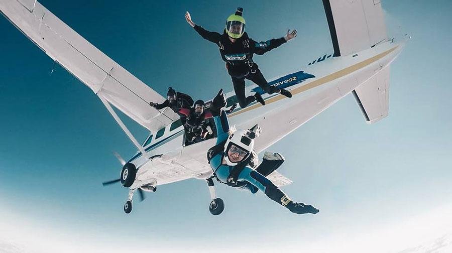 Skydive Oz Merimbula Dropzone Image