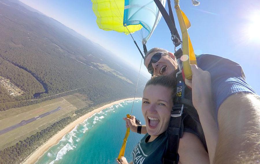 Skydive Oz Wagga Wagga Dropzone Image