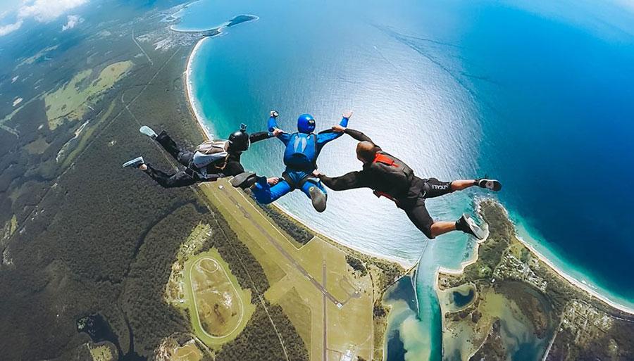 Skydive Oz Batemans Bay / Moruya Dropzone Image
