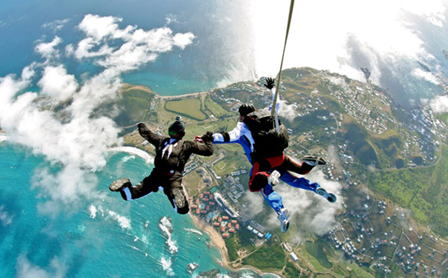 Skydive Paradise Dropzone Image