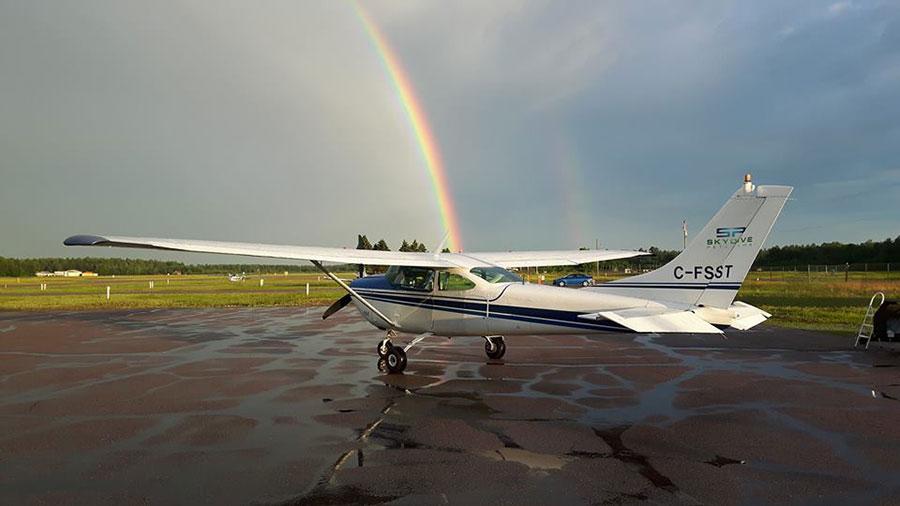 Skydive Petawawa Dropzone Image