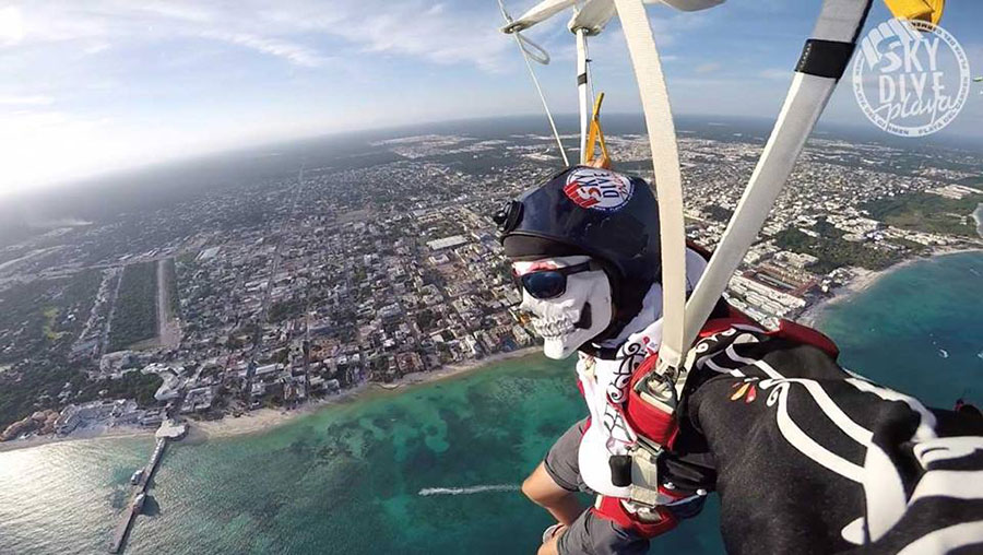 Skydive Playa Dropzone Image