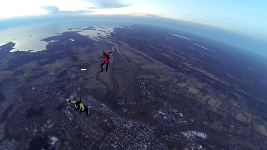 Skydive Pori Dropzone Image