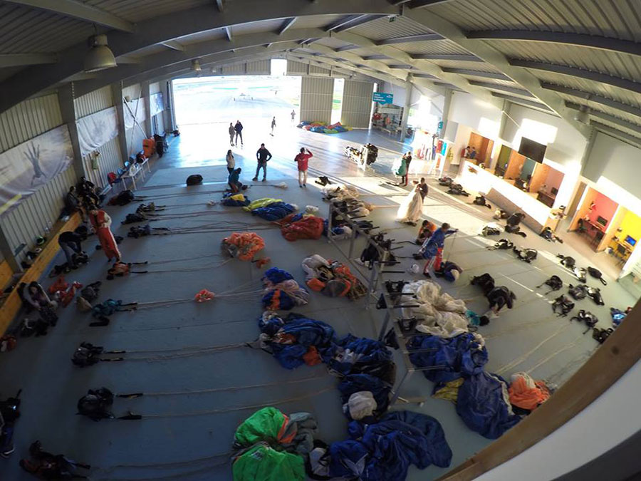 Skydive Portugal Dropzone Image