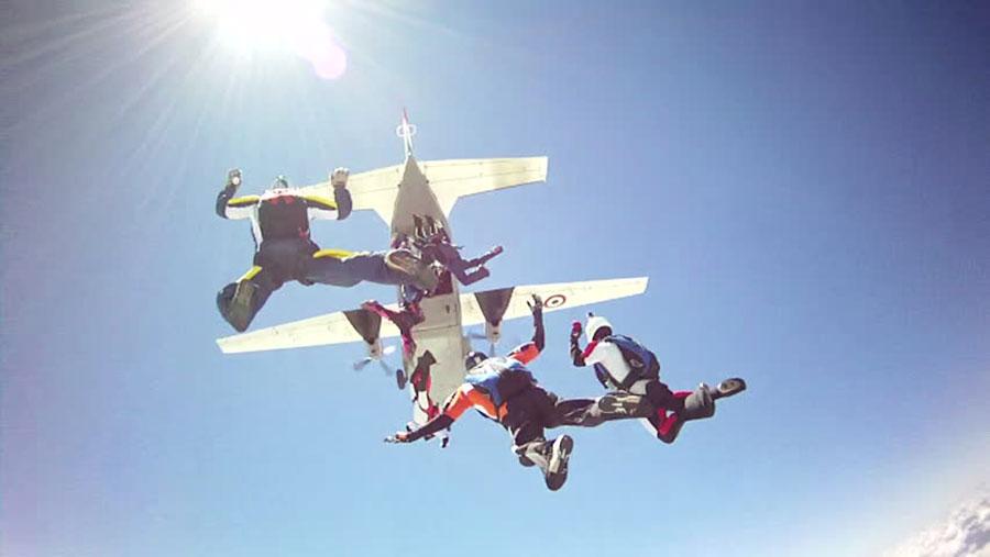 Skydive Primorye Dropzone Image
