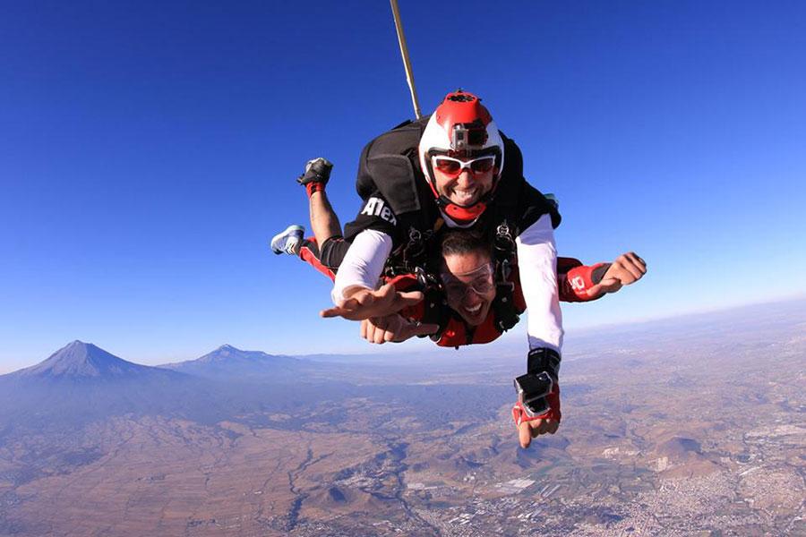 Skydive Puebla Dropzone Image