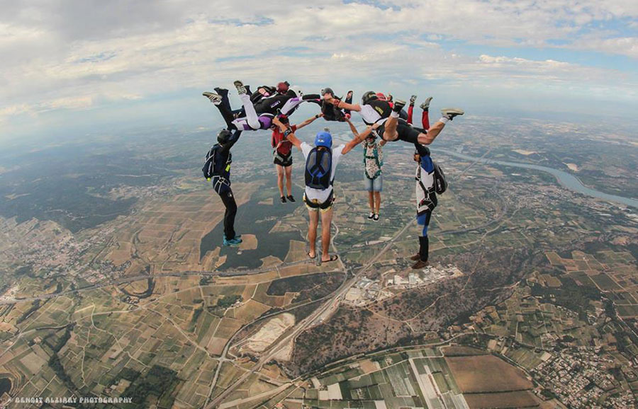 Skydive Pujaut Dropzone Image