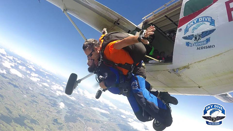 Skydive Resende Dropzone Image