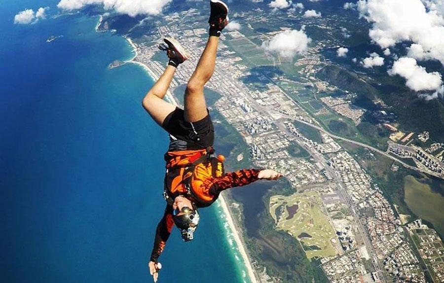 Skydive Rio Paraquedismo Resende Dropzone Image