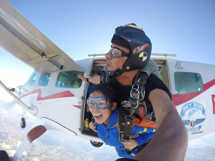 Skydive Rio Paraquedismo Jacarépagua Dropzone Image