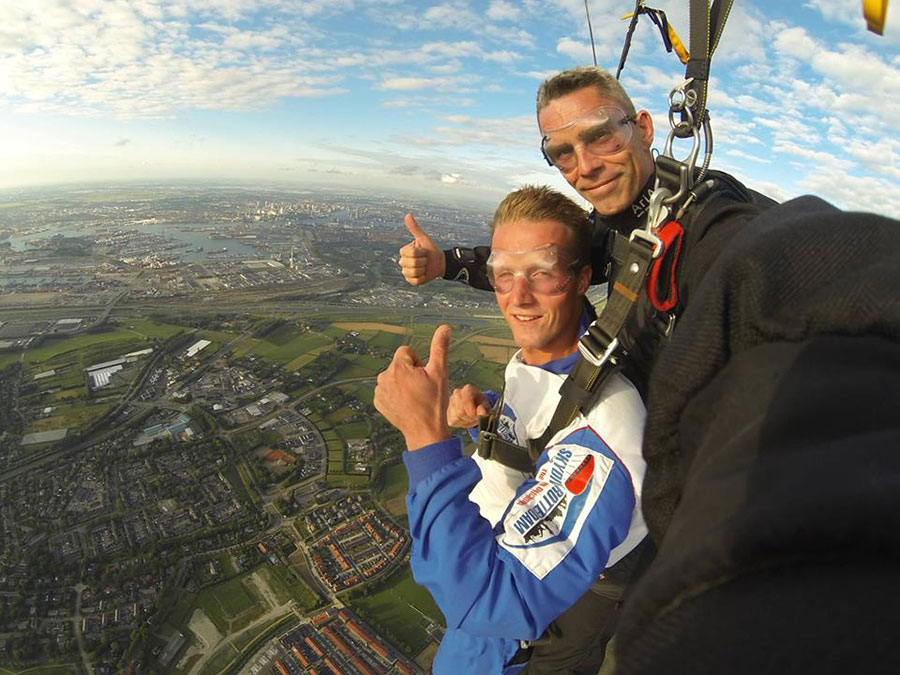 Skydive Rotterdam Dropzone Image